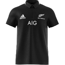 Adidas All Blacks Rugby Supporters Jersey