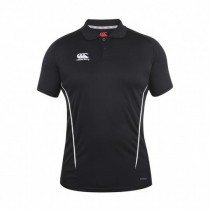 Team Dry Polo - Black