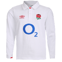 Umbro England Home Classic Rugby Jersey
