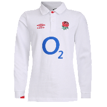Umbro England Women's Classic Rugby Jersey