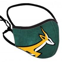 Springbok Rugby Face Masks