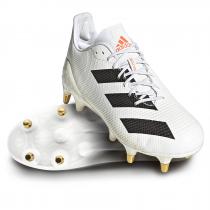 Adidas Adizero RS7 (SG) White Boots