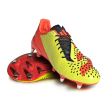 Adidas Predator Malice Control SG Acid Yellow Boots