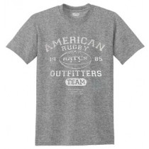 ARO Match T-Shirt - Grey