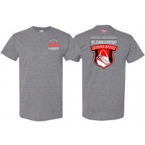 STL Ruggerfest T-Shirt - Graphite Heather
