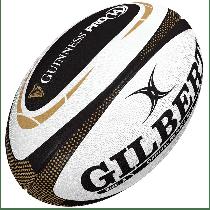 Gilbert Guinness Pro 14 Replica Rugby Ball
