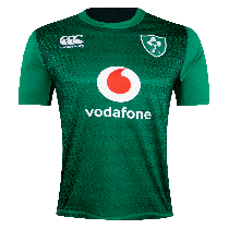 Canterbury Ireland Rugby Vapodri Home Pro Jersey