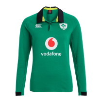 Canterbury Ireland Rugby Women's L/S Green Classic Jersey