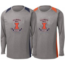 IRFC - Long Sleeve Performance Shirt