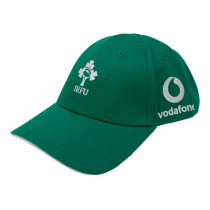Canterbury Ireland Rugby Green Cotton Cap