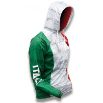 Italy World Sublimated Warmup Hoodie