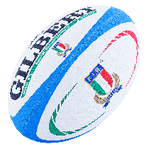 Gilbert Italy Replica Rugby Ball