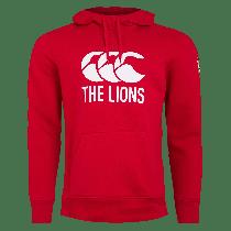 British and Irish Lions Rugby Logo Hoodie
