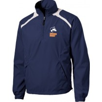 Huskies - 1/2 Zip Wind Shirt