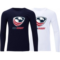 USA Rugby Long Sleeve Shirt