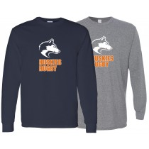 Huskies - Long Sleeve Shirt