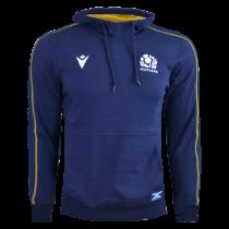 Macron Scotland 21 Rugby Cotton Hoodie