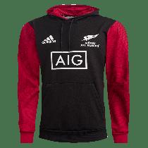 Adidas Māori All Blacks Rugby Hoodie