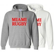 Miami Rugby - Hoodie