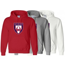 Miami Rugby - Crest Hoodie
