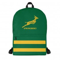 South Africa Springboks Rugby Sports Backpack