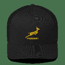 South Africa Springboks Rugby Retro Trucker Cap