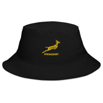 South Africa Springboks Rugby Bucket Hat