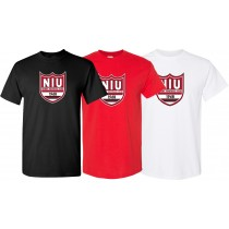 NIU - T-Shirt (with logo)