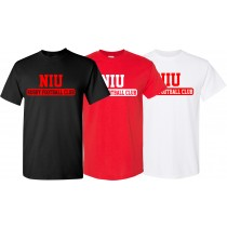 NIU - T-Shirt (with wording)