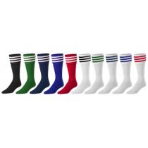 Premier Polypro 3-Stripe Socks