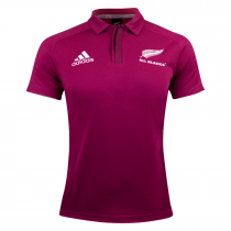 Adidas All Blacks Rugby Primeblue Polo