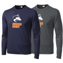 Huskies - Long Sleeve Performance Shirt