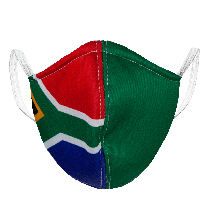 South Africa Face Mask