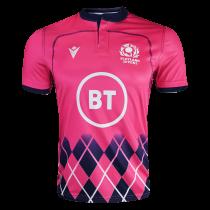 Macron Scotland 21 Rugby 7's Away Jersey