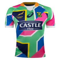ASICS Springbok Sevens Away Supporters Jersey