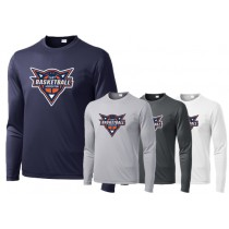CBA - Long Sleeve Performance Shirts