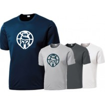CBA - Travel Short Sleeve Performance Shirts