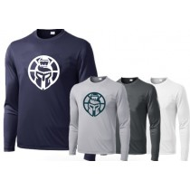 CBA - Travel Long Sleeve Performance Shirts