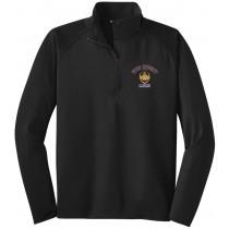 WIU Rugby Alumni 1/2 Zip Pullover
