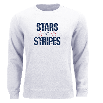 USA Rugby Stars V Stripes Sweatshirt
