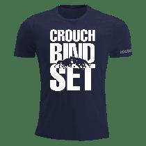 "USA Rugby ""Crouch Bind Set"" T-Shirt"