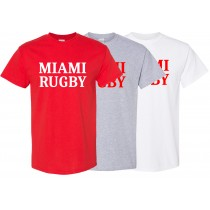 Miami Rugby - T-Shirt