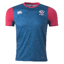 Canterbury USA Rugby Vapodri Drill T-Shirt