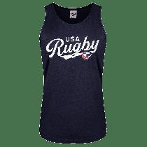 USA Rugby Men's Premium Singlet