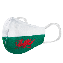 Wales Face Mask