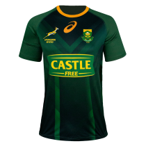 ASICS Springboks Women's 7's Rugby Supporter Jersey