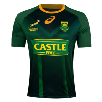 ASICS Springboks Youth 7's Rugby Supporter Jersey