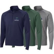 New Trier - 1/2-Zip Pullover